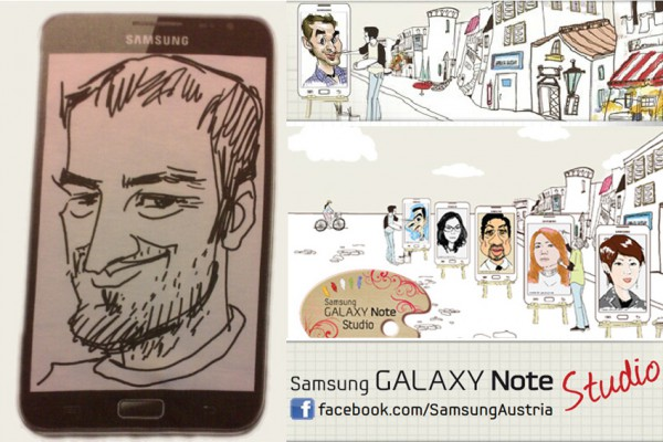 Samsung Galaxy Note Studio Tour