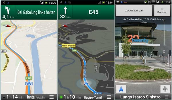 Google Navi, Gmaps , - smartcamnews.eu