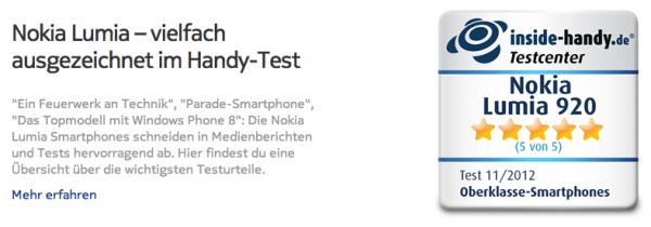 Nokia Handy-Test - smartcamnews.eu
