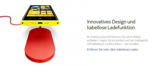 Nokia Kabelloses Laden - smartcamnews.eu