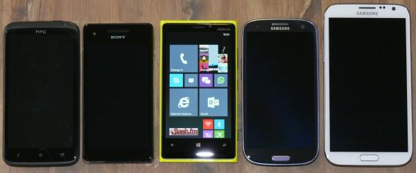 Nokia Lumia 920 - alleine unter Androiden - smartcamnews.eu