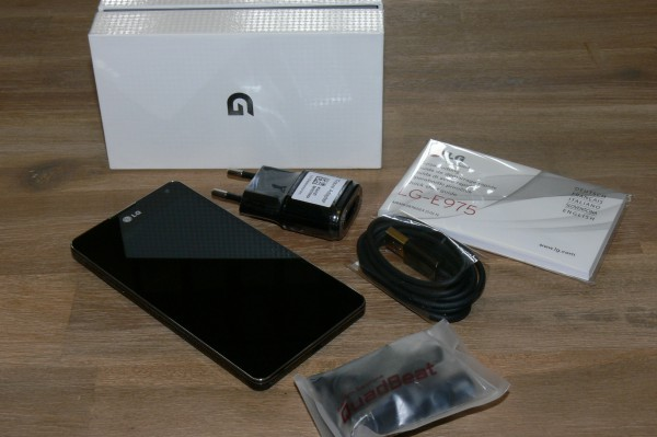 LG Optimus G - Unboxing - smartcamnews.eu