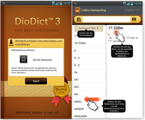 LG Optimus G - Quick Translate - smartcamnews.eu