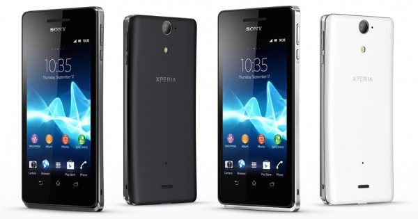 Sony Xperia V - Intro - smartcamnews.eu