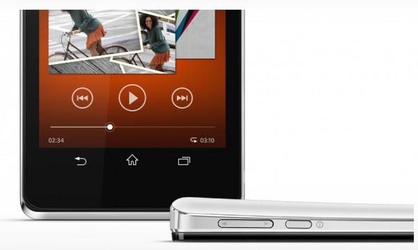 Sony Xperia V - Musik - smartcamnews.eu