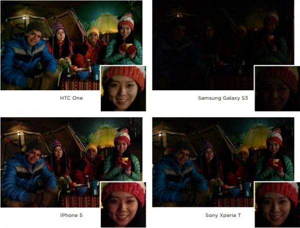 Bilder Vergleich - HTC - iPhone - Sony - Samsung - smartcamnews.eu