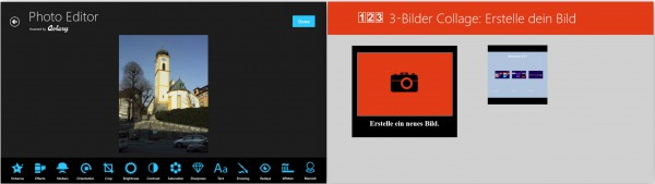 Samsung Ativ - Windows 8 RT - Bildbearbeitung - smartcamnews.eu