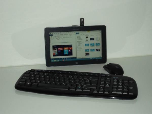 Samsung Ativ RT - Maus & Tastatur - smartcamnews.eu