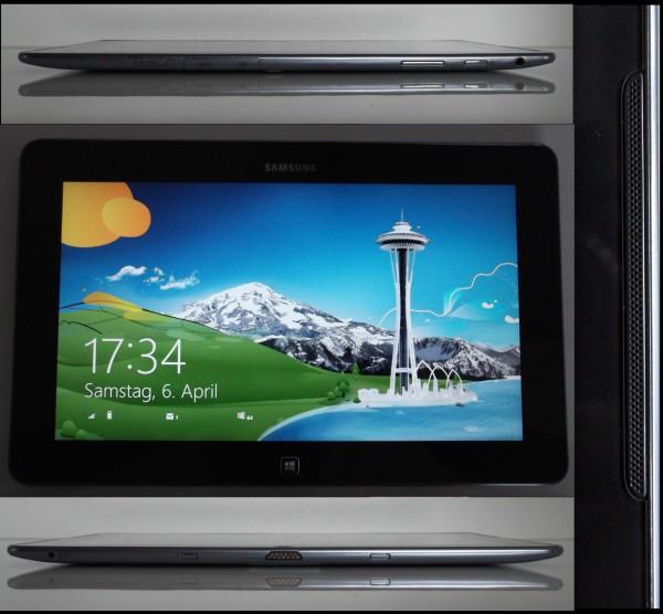 Samsung Ativ Windows 8 RT Tablet - smartcamnews.eu