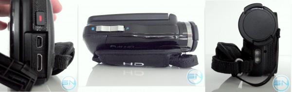 Somikon DV-920 HD Kamera