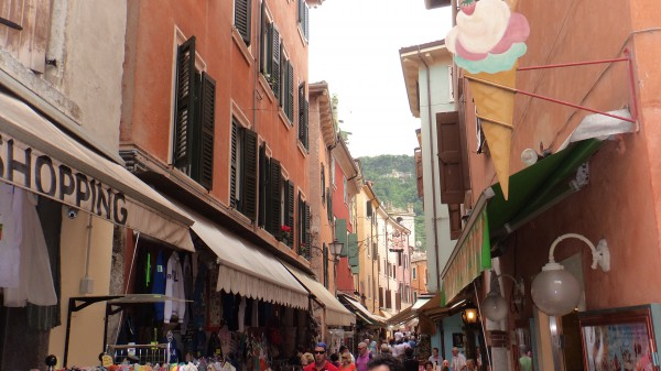 Altstadt Garda - Sony TF 1 - smartcamnews.eu