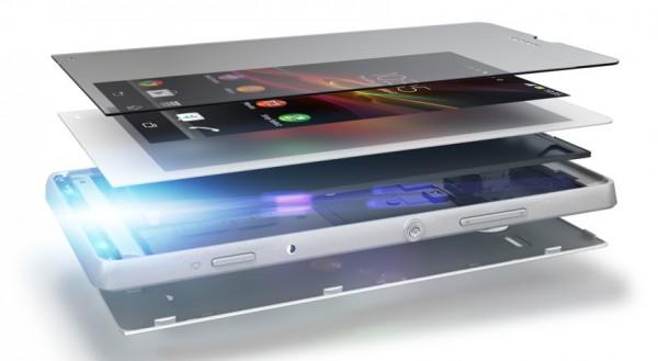 Sony Xperia SP - Geräte aufbau - smartcamnews.eu