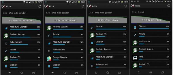 Sony Xperia SP - Akku - smartcamnews.eu