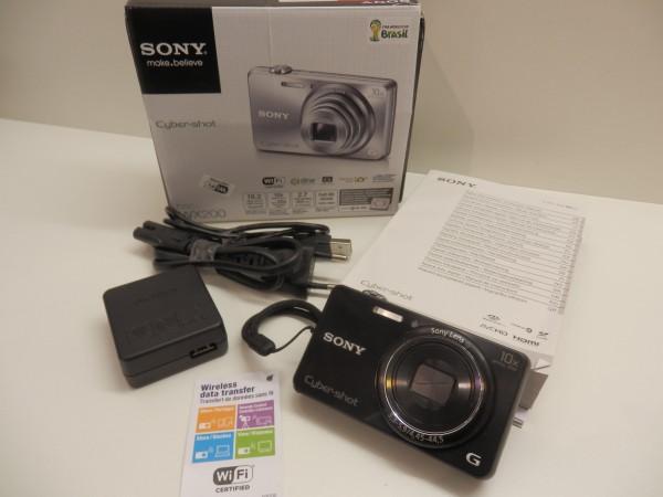 Sony WX 200 unboxing - smartcamnews.eu