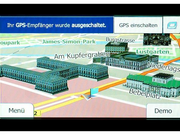 Navigation 3D - NavGear StreetMate Navi-DSR-N-62