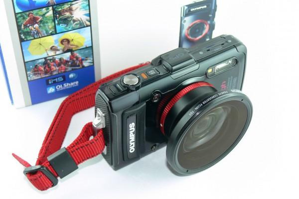 Olympus TG-2 - Outdoor Kamera - Fisheye - FCON-T01