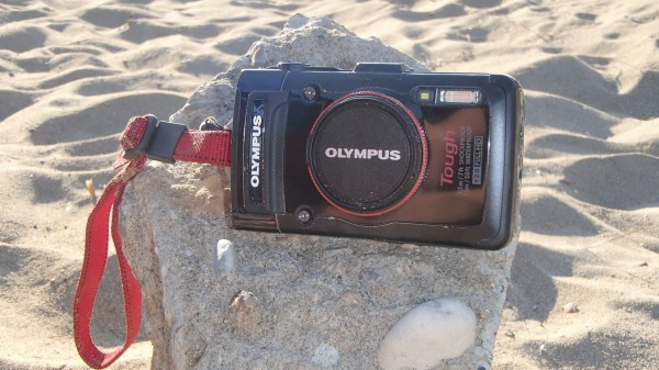 Olympus TG-2 - Outdoor am Strand