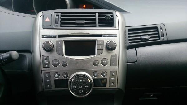 Toyota Verso - Standard Radio - smartcamnews.eu