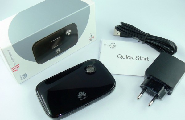 Unboxing - Huawei E5776 - LTE Modem