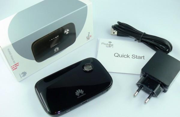Unboxing - Huawei E5776 - LTE Modem