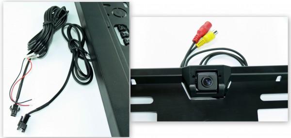 Anschluss-Vorrichtung - Parkdistanz - Sensor - Kamera