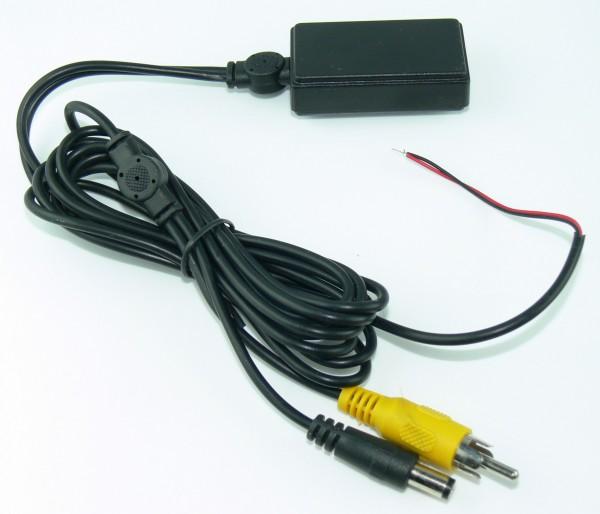 Strom-Funk Verbindung - Einparkhilfe - PA-500N - mit Monitor