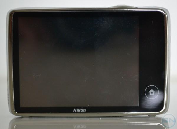Hinterseite mit Touchscreen und Homebutton
