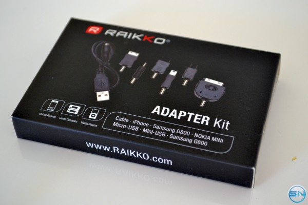 Raikko Evolution - Adapter - smart-tech-news.eu