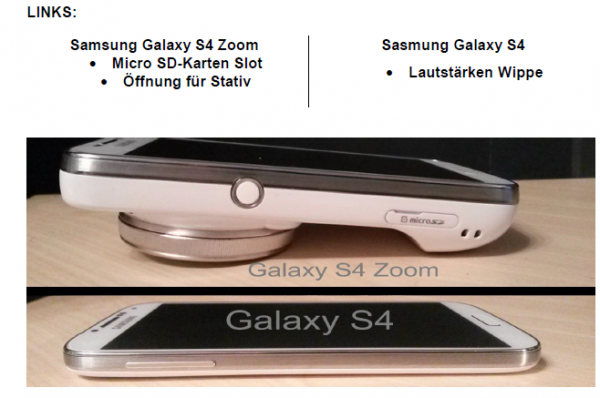 Ansicht links - Galaxy - smartcamnews.eu