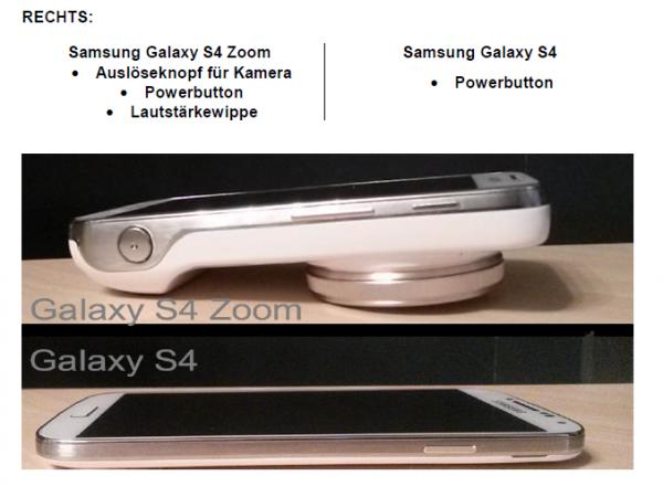 Ansicht recht - Galaxy - smartcamnews.eu