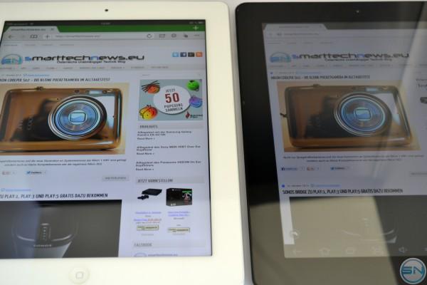 smartcamnews.eu-touchlet x10quad+-display vergleich mit ipad