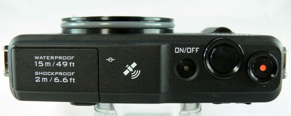 Nikon 1 AW1 - Ansicht Oben - smartcamnews.eu
