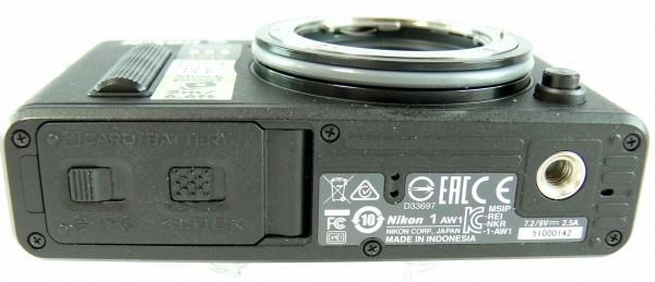 Nikon 1 AW1 - O Ring Dichtung - smartcamnews.eu