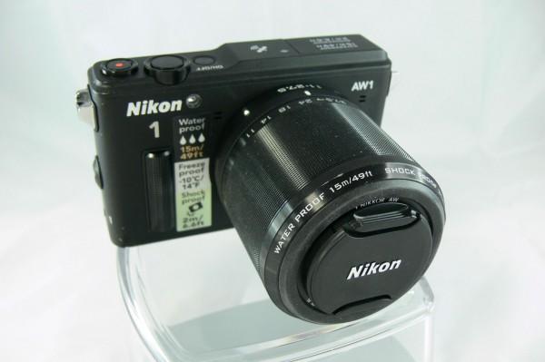 Nikon 1 AW1 - UW Objektiv - smartcamnews