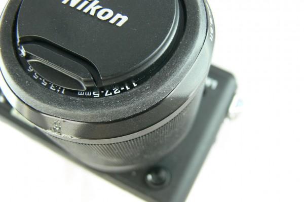 Nikon 1 AW1 - der Sturz - smartcamnews