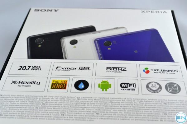 smartcamnews.eu-sony xperia z1-unboxing rückseite verpackung