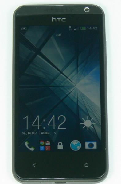 Display - HTC Desire 300 - smart-tech-news.eu