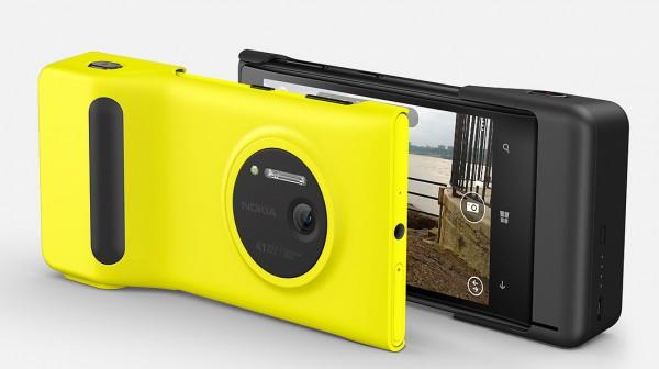 Kameragriff mit Akku - Nokia Lumia 1020 - smartcamnews.eu