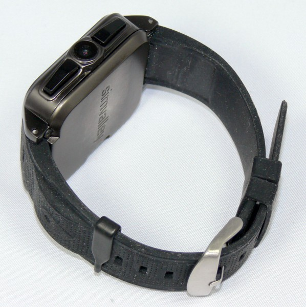 Menütasten & Kamera - Smartwatch AW414go - marttechnews