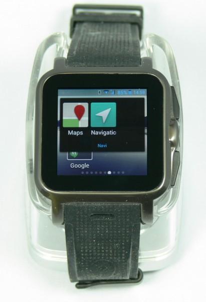 Navi Gmaps - Smartwatch AW414go - smartcamnews.eu