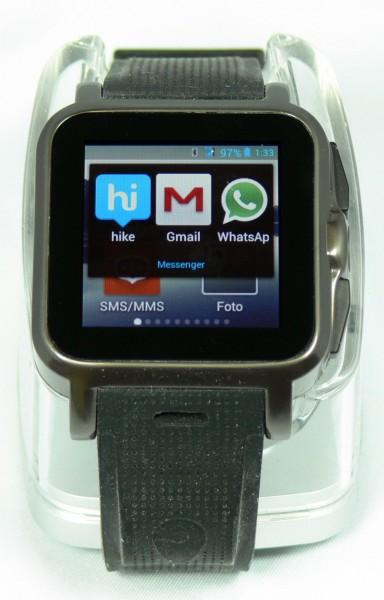 Ordnergestaltung - Smartwatch AW414go - smartcamnews.eu