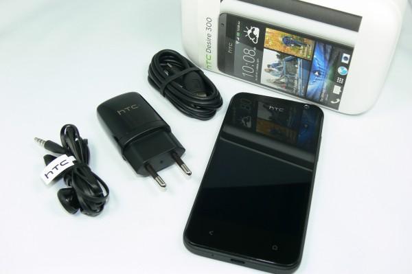 Unboxing - HTC Desire 300 - smart-tech-news.eu