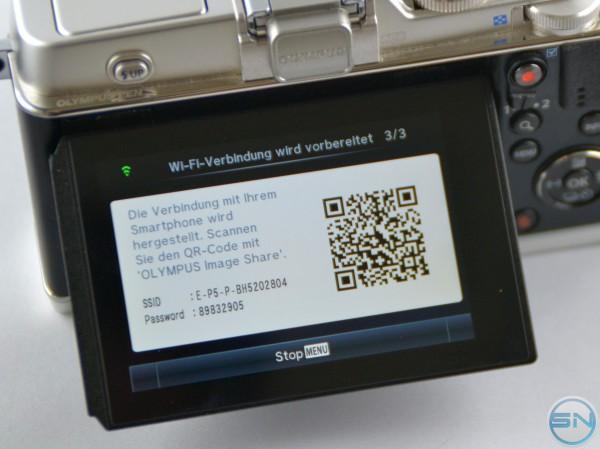 smartcamnews.eu-olympus e p5-wlan verbindung
