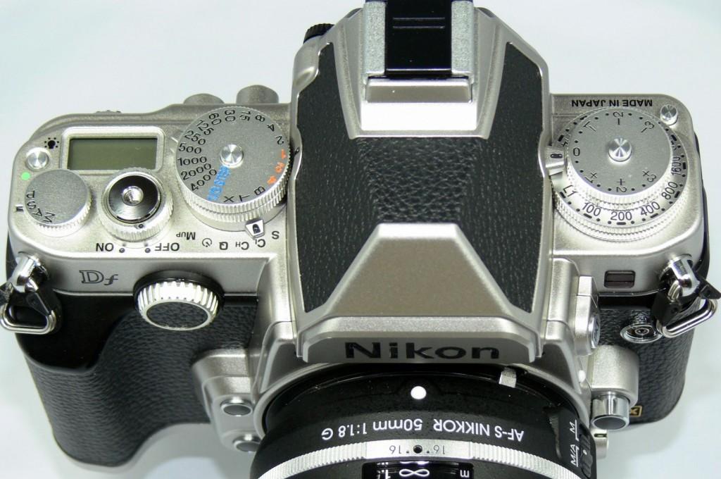 Bedienelemente - Nikon Df - smartcamnews.eu