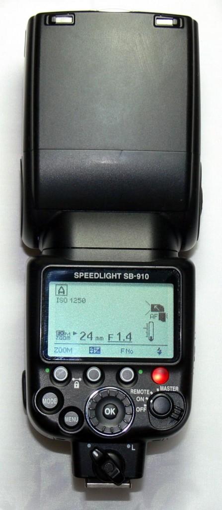 Blitz SB-910 - Nikon Df - smartcamnews.eu