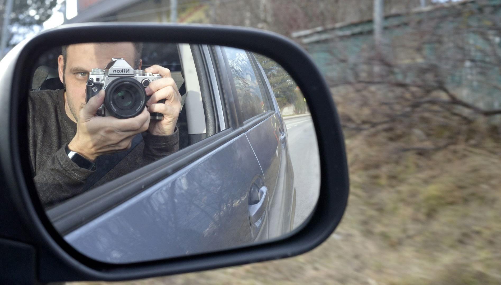 """Nikon Df – die Kunst der Fotografie, hat eben """"neu"""" begonnen."""