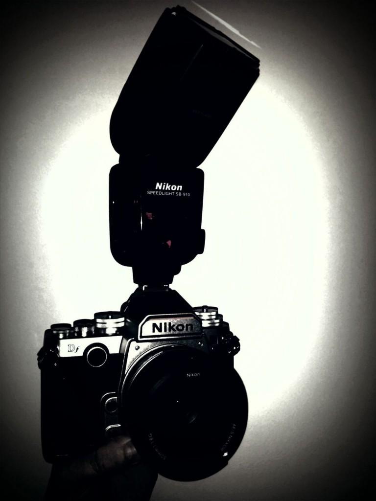 starkes Duo - Nikon Df mit SB-910 - smartcamnews.eu