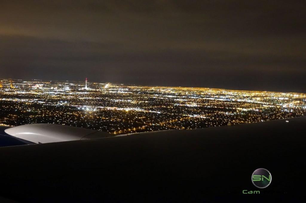 Sony RX10 - Anflug auf Las Vegas - smartcamnews.eu