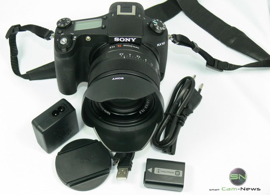Unboxing - Sony RX10 - smartcamews.eu
