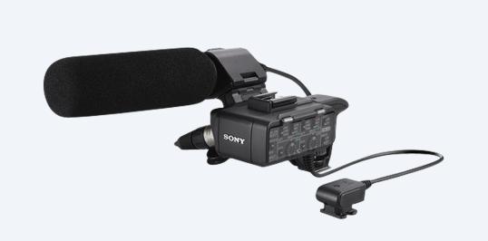 externes Mikrofon - Sony RX10 - smartcamnews.eu